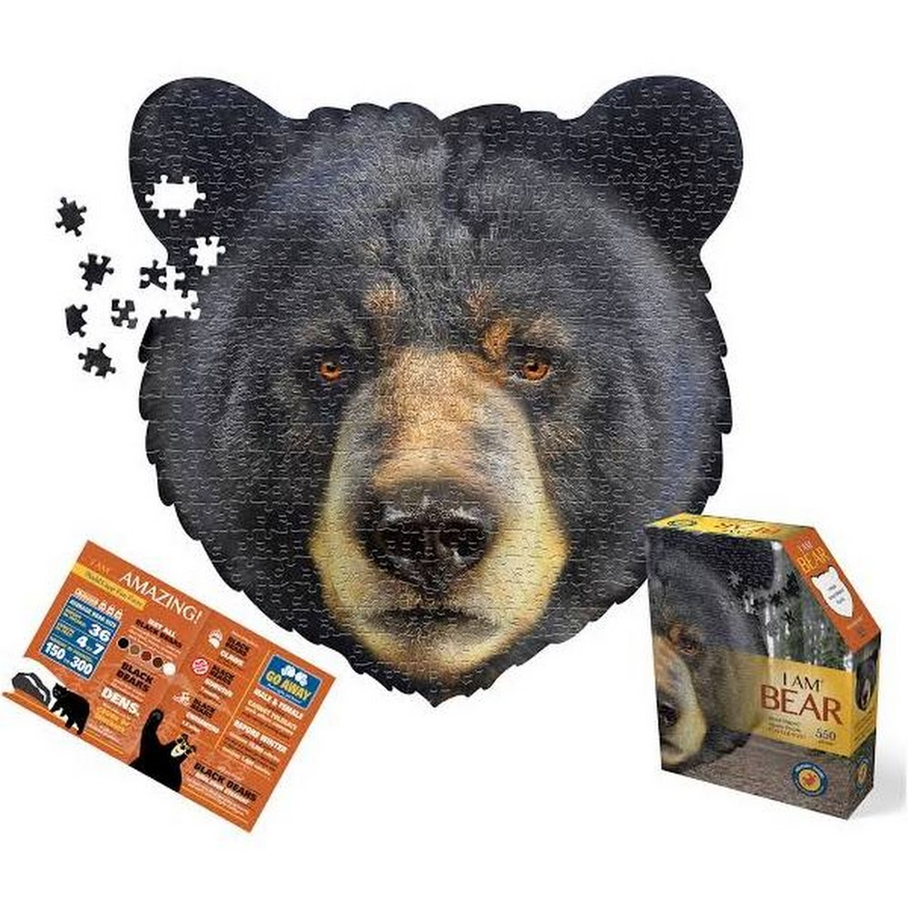 19 99 madd capp puzzle i am bear